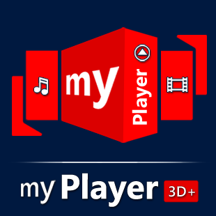 myPlayer 3D+